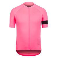 Rapha Pro Team Jersey High VIS Pink/Black. Various Sizes. NEW