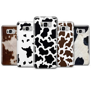 Cow Wild Animal Livestock Phone Cases covers fit Samsung A20e, S20 FE, A10, M30