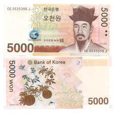 SÜDKOREA SOUTH KOREA 10000 10.000 WON 2000 UNC P 55