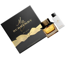 BURBERRY MY BURBERRY BLACK EDP SPRAY 50 ML + LOTION SET