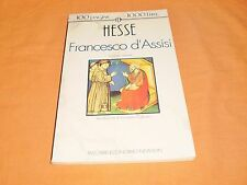 hesse, san francesco d'assisi, newton 1993