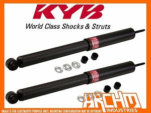 VOLKSWAGEN GOLF IV 10/1998-03/2002 REAR KYB SHOCK ABSORBERS