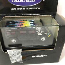 Hummer * Black * Hot Wheels Collectibles * A33