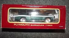 1969 Plymouth Barracuda Road Legends Diecast 1:18 scale Collectable