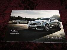 Mercedes-Benz Paper 2015 Sales Car Brochures