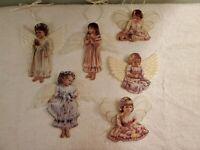 Heavens Little Angels Oranaments 32 porcelain ornaments The Bradford Editions