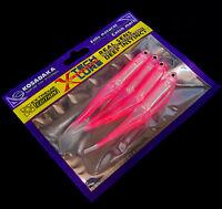 Silicone Bait 5cm//2g Fishing Lure Grub worm 50PCS Soft squid Capuchin maggots