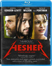 HESHER (Joseph Gordon-Levitt) - BLU RAY - Region A - Sealed