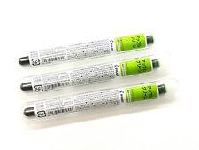 (3 Tubes = 9 Cartridges) Pilot Petit Series Ink Cartridges, APPLE GREEN
