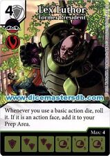 Lex Luthor Former President #95 - Justice League - DC Dice Masters