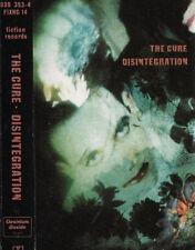 The Cure Album Rock Music Cassettes