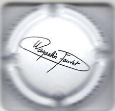 Capsule de champagne Waquelin-Fauvet fond Blanc  news