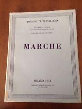 L22> Touring Club Italiano Marche - Milano 1953