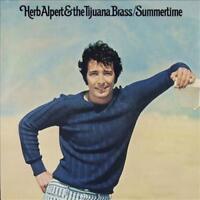 HERB ALPERT & THE TIJUANA BRASS - SUMMERTIME USED - VERY GOOD CD