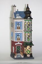 Dept 56 Cafe Caprice French Restaurant Mint In Box 58882 Christmas In The City