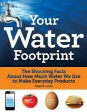 Your Water Footprint: The Shocking Facts About How Much Water We Use to Make Eve