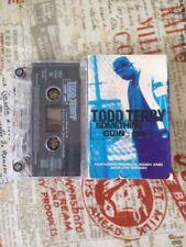 Todd Terry Something Goin' On ft Joceleyn Brown + Cassette Tape Single - TESTED
