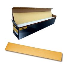 Schleifpapier P120 Mirka Feilen selbst klebend Streifen 70x450 Schmirgelpapier