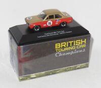 1/43 Ford Escort Mk1 TC  Alan Mann Racing  1968 BTCC Champion Frank Gardner