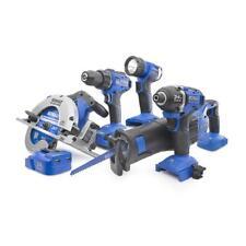 New Kobalt 6-Tool 24-Volt Max Lithium Ion Brushless Combo Kit Free Shipping NIB