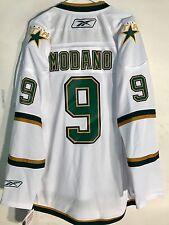 Reebok Premier NHL Jersey Dallas Stars Mike Modano White sz 2X