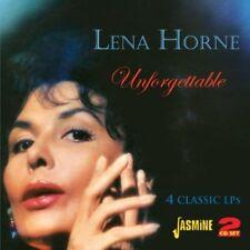 Lena Horne - Unforgettable [New CD]