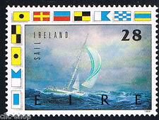 IRLANDA EIRE 1 FRANCOBOLLO REGATA VELA DI CORSO 1989 nuovo**