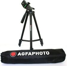 "AGFAPHOTO 50"" Pro Tripod With Case For Olympus E-420 E-30"