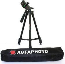 "AGFAPHOTO 50"" Pro Tripod With Case For Olympus E-420 E-30"