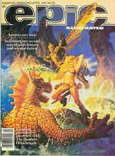 Epic Illustrated # 5 (Jim Starlin, Joe Jusko, Rick Veitch) (Estados Unidos, 1981)