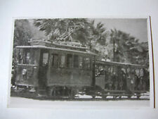 BOL003 - 1948 COCHABAMBA CITY TRAMWAYS - TRAM PHOTO Bolivia