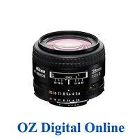 New Nikon AF Nikkor 28mm f/2.8D Lens F2.8D f2.8 28 D90