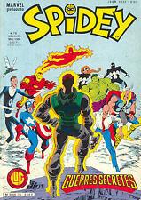 Comics Français  Lug - Semic   SPIDEY  N° 76      NOv05