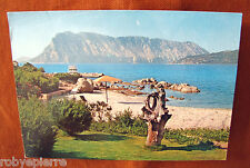 Cartolina postcard 1982 San Teodoro Coda Cavallo n 2/ste Olbia-Tempio Sardegna