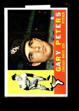 1960 TOPPS #407 GARY PETERS WHITESOX EXMINT E06377