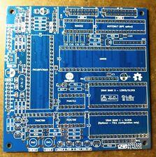 68K-MBC PC Board - DIY M68008 SBC Computer 68000 Mac Sinclair QL PCB
