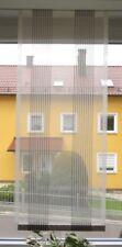 Scheibengardinen Breite 38 cm x Höhe 93 cm -  neu  - modern - Gardine - Paneel