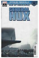 Star Wars AOR General Hux #1 2019 Unread Concept Design Variant Marvel Comics