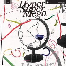 THE HOLYDRUG COUPLE - HYPER SUPER MEGA (LIMITED COLORED EDITION)   VINYL LP NEW!