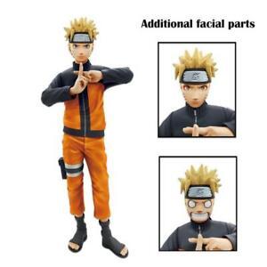 Banpresto Grandista nero Naruto Uzumaki