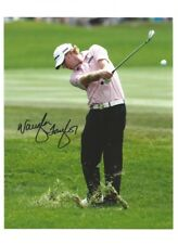 VAUGHN TAYLOR Signed/Autographed Golf Photo w/COA