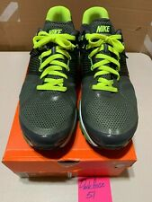 best service 96723 1ae5c Nike Air Max 2010 Sz 15 VNDS Black and Volt Running Sportswear Training  NikeLab