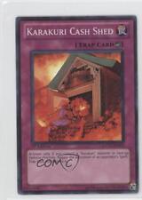 2011 Yu-Gi-Oh! Extreme Victory #EXVC-EN074 Karakuri Cash Shed YuGiOh Card 0e1