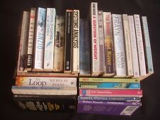 INTERESTING COLLECTION / JOB LOT ~25 MIXED SUBJECT PAPERBACK BOOKS ~ITEMISED