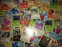 Lot de 50 cartes pokemon avec plus de 100PV sans Double et 100% Francaises
