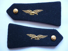 FRENCH AIR FORCE SHOULDER BOARD SET