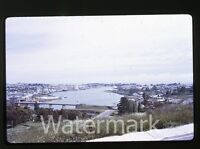 1973 Kodachrome photo slide  Australia   view of city