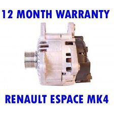 ALTERNATORE RENAULT ESPACE 98A LRA02751 2.0L 16V 1998-2002
