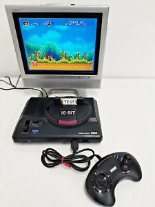 Sega Mega Drive Console 291 Working - Japan