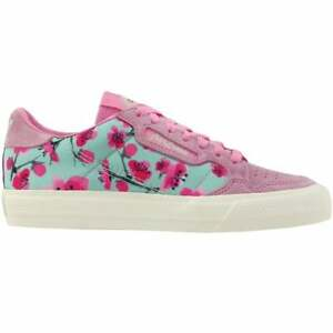 adidas Continental Vulc  Womens  Sneakers Shoes Casual   - Pink - Size 8.5 B